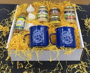 promotional Image of Garlic party in a Box